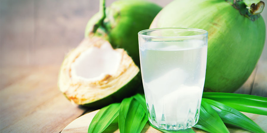 WHAT IS COCONUT WATER cannabis