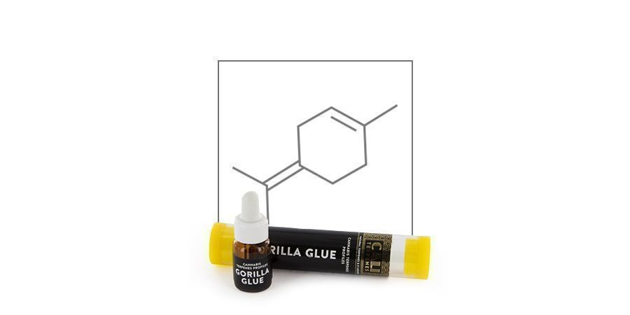 Terpene Glue