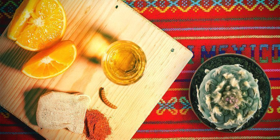 Mezcal And Mescaline Are Related
