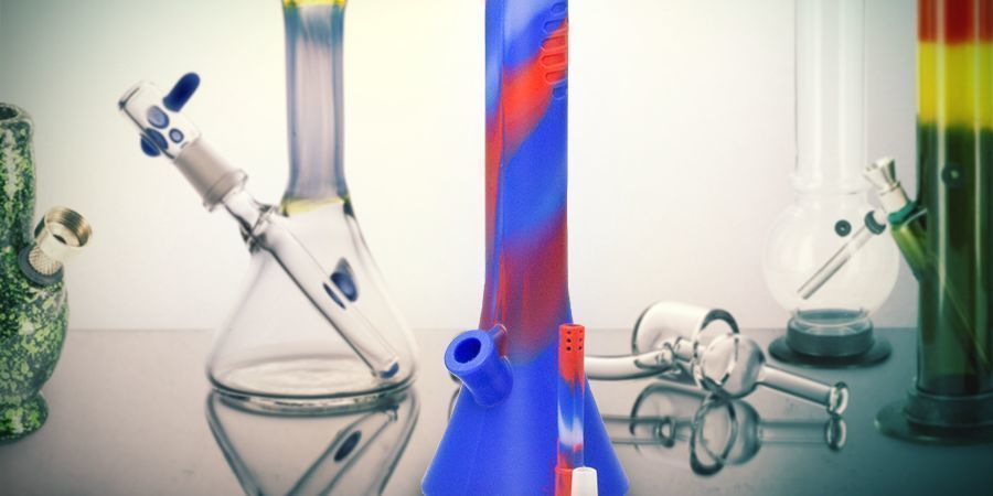 The Benefits Of Silicone Bongs