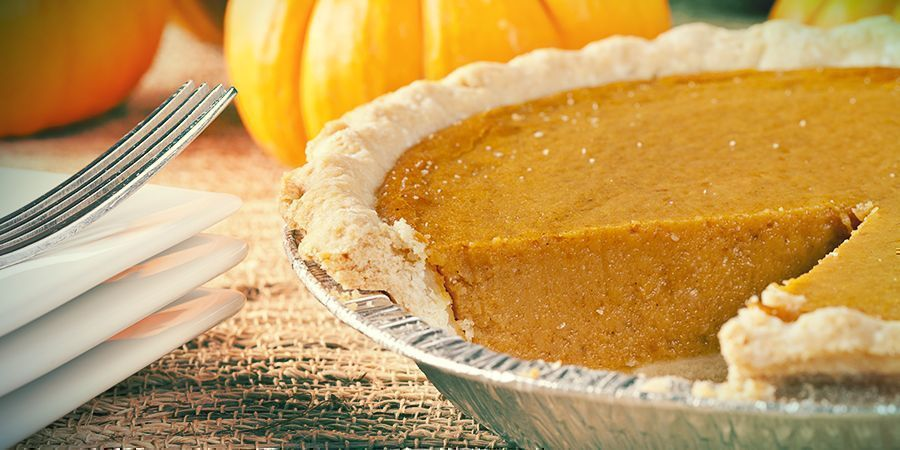 'tis The Pumpkin Season