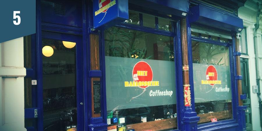 Coffeeshop Het Ballonnetje Amsterdam