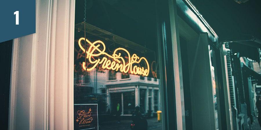 GREEN HOUSE COFFEESHOP