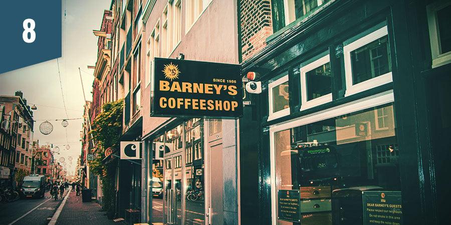 BARNEY'S COFFEESHOP