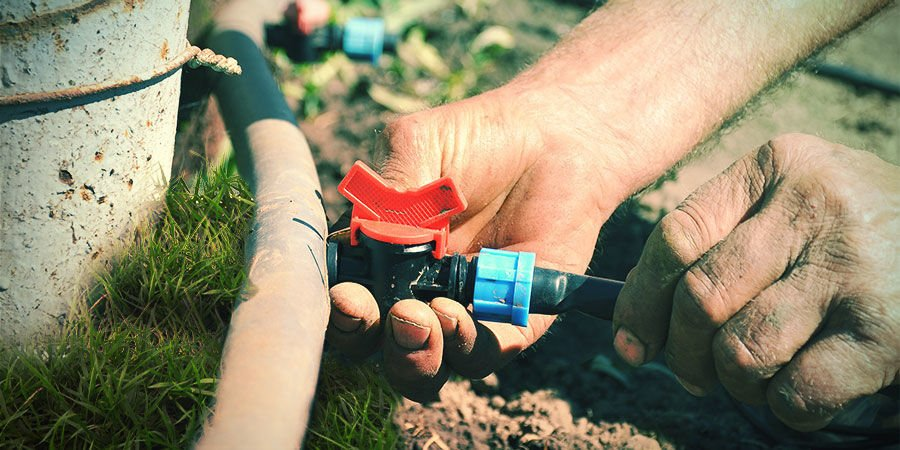 DISADVANTAGES OF USING AN IRRIGATION SYSTEM
