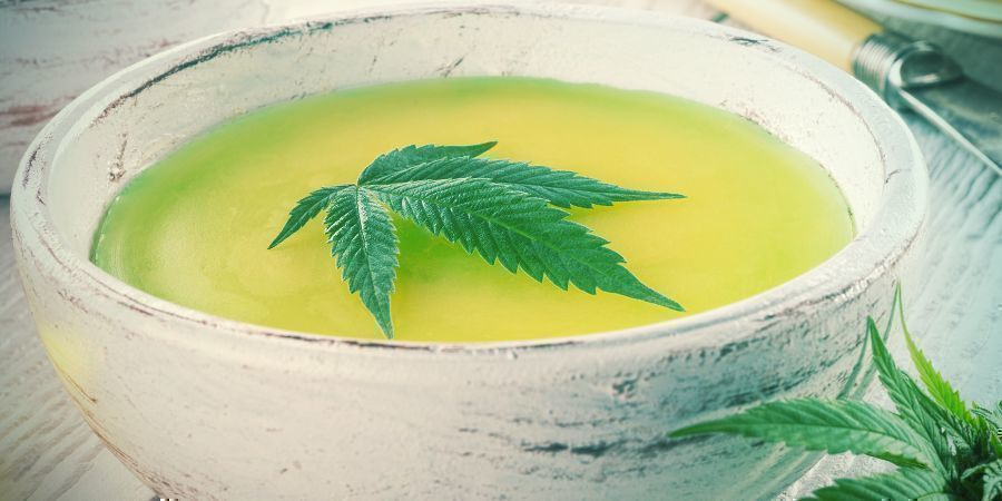 GET OFF TO A GOOD START WITH CANNABUTTER