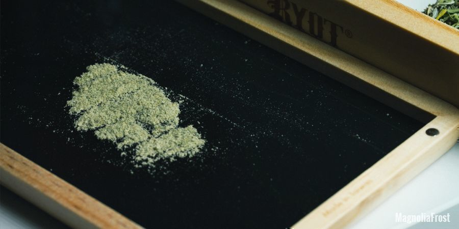 Top Tips For Making Dry Sift Hash