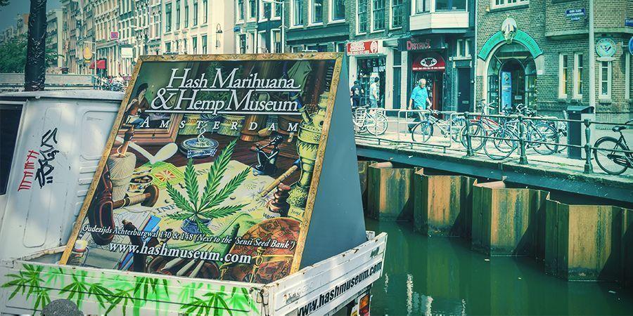 The Hemp Museum Amsterdam