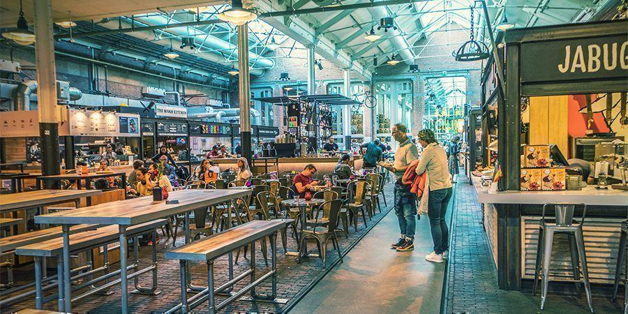 Amsterdam Foodhallen