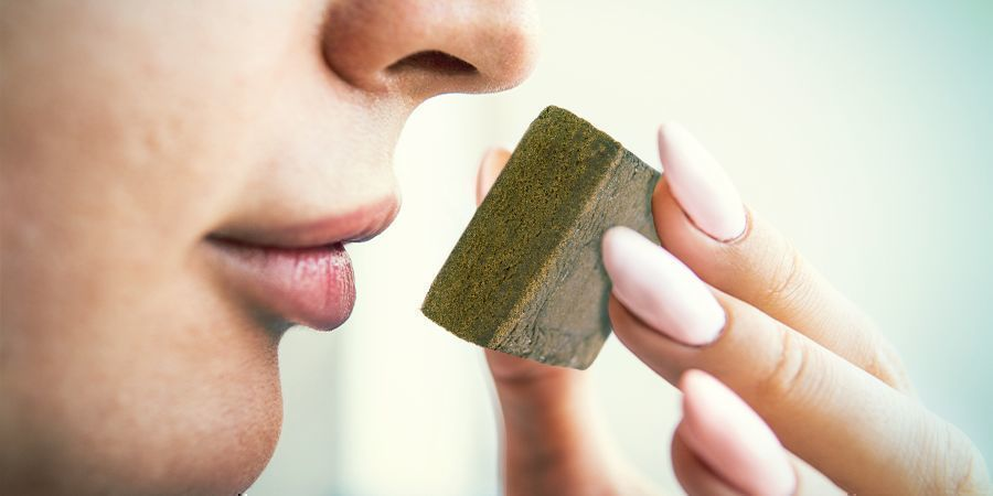 The Smell Of Hash