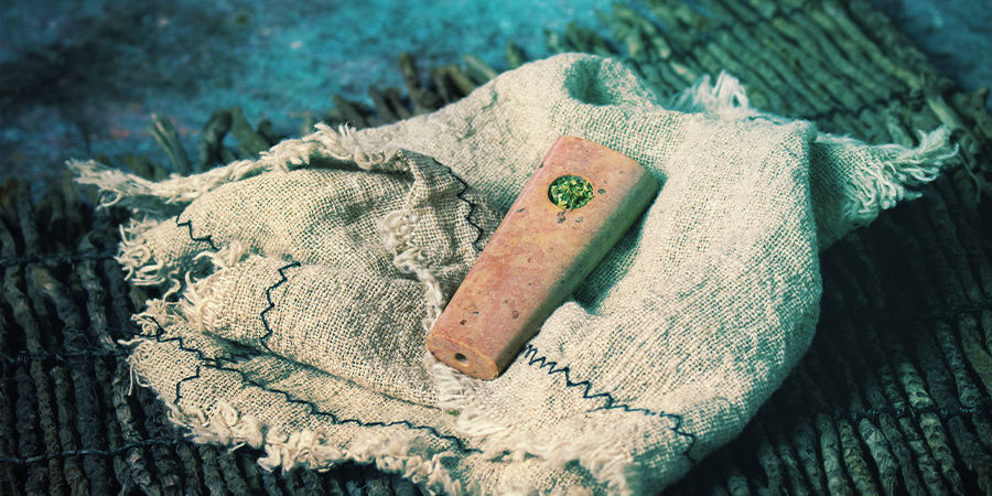 Soapstone Pipe Smooth