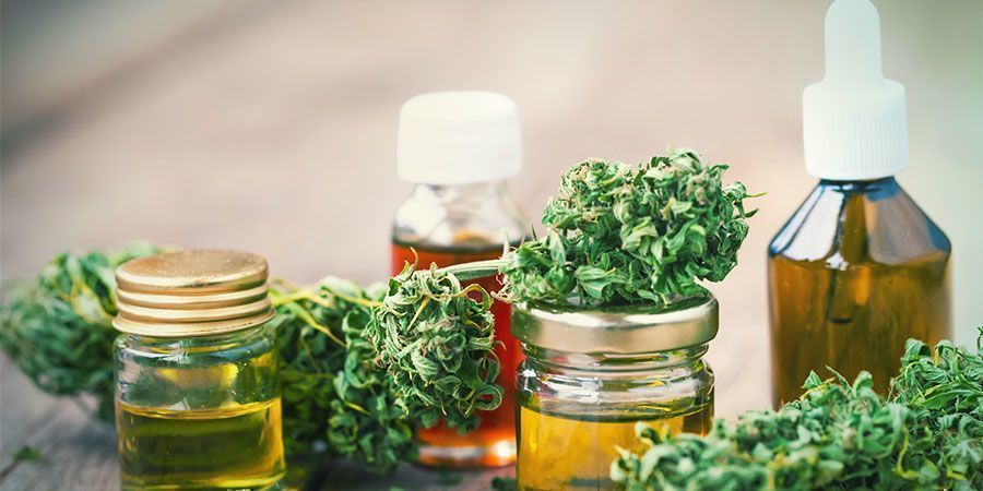 Combining CBN With Other Cannabinoids