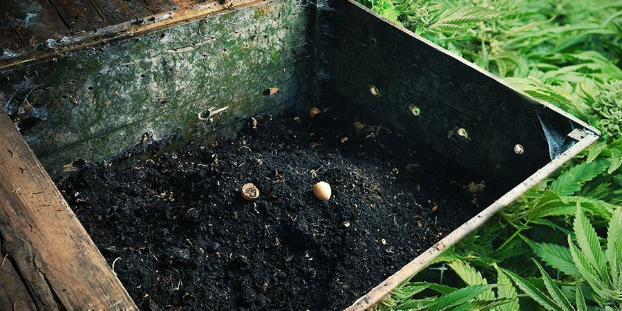 SIGNS THAT YOUR COMPOST IS READY