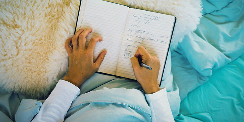 How To Keep A Dream Journal: After You Dream