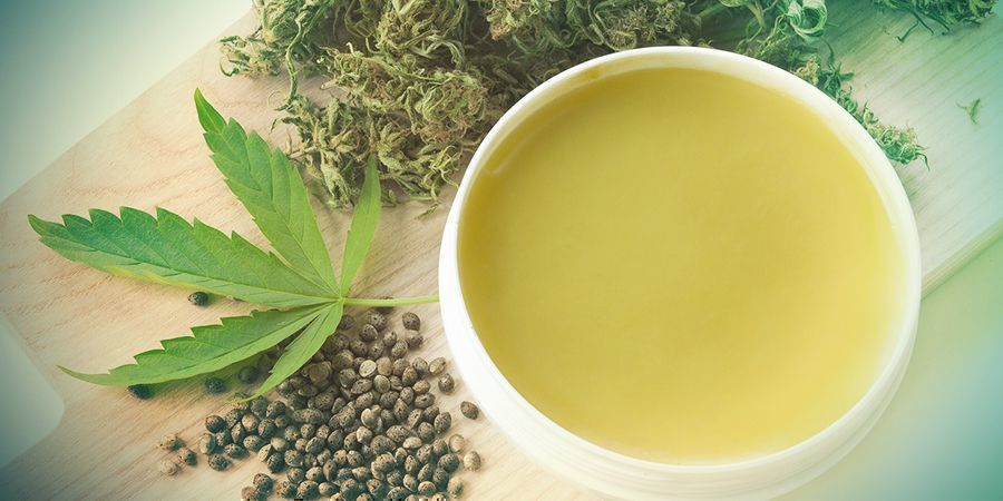 HOW TO MAKE YOUR OWN CANNABIS SALVE