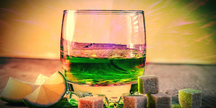 CAN ABSINTHE CAUSE HALLUCINATIONS?