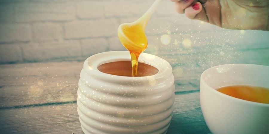 Mushroom / Truffle Tea Honey