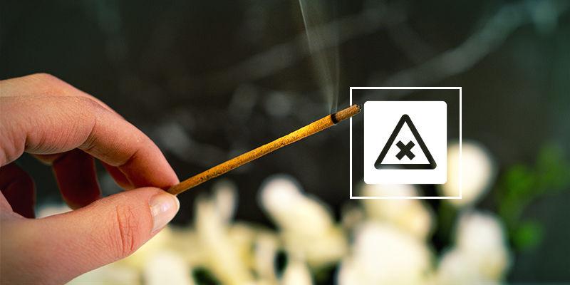 Are Incense Sticks Harmful?