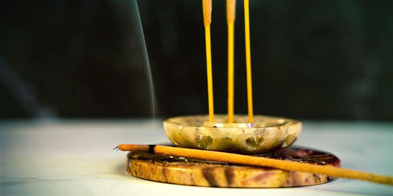 How Incense Sticks Work