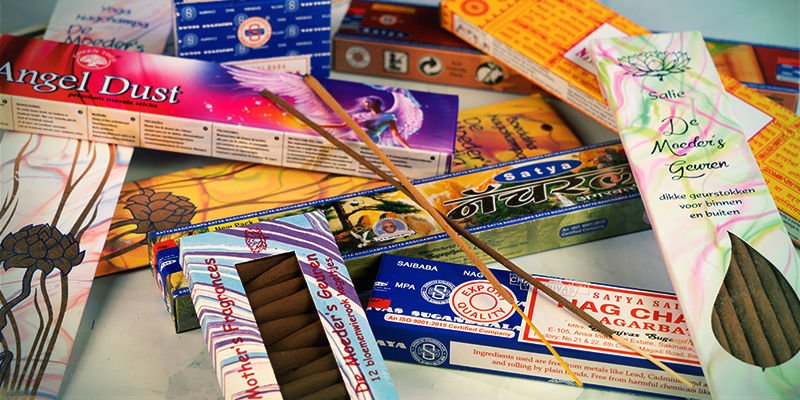 What Are Incense Sticks Made Of?