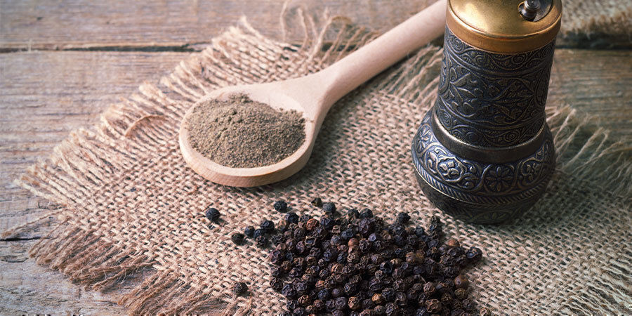 What Is Black Pepper?