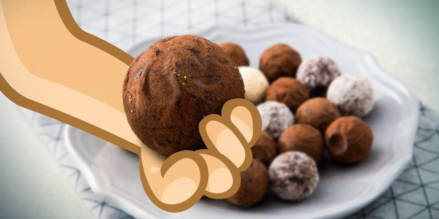 Cannabis Infused Chocolate Truffles