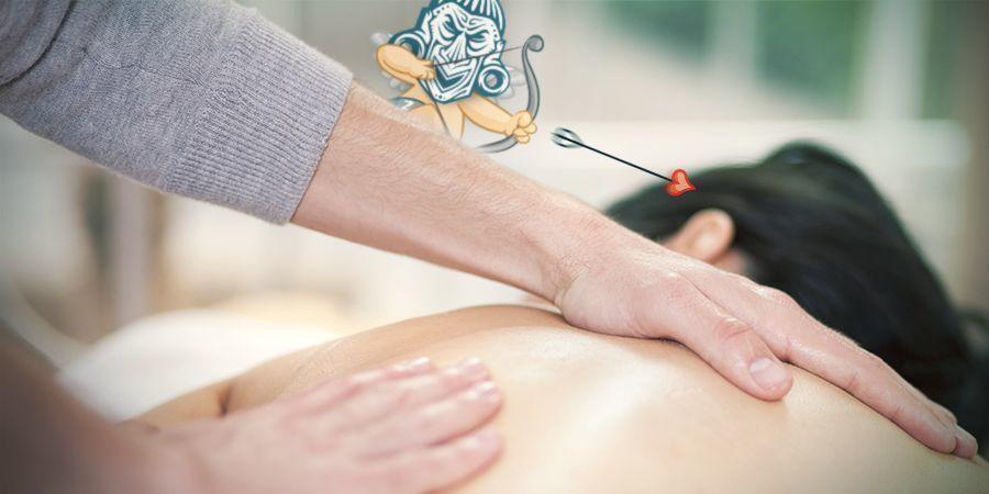 Cannabis Oil Massage