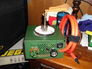 Gadget bong