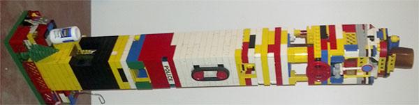 Lego Bong