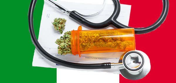 Medical cannabis italy