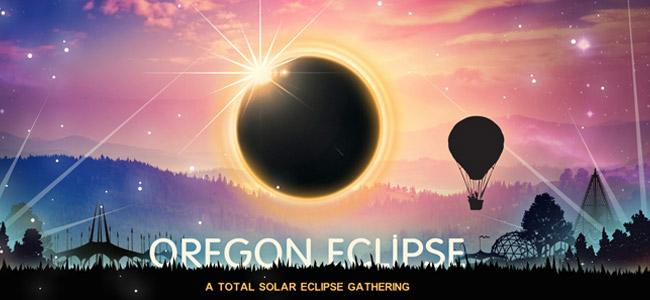 Oregon Eclipse