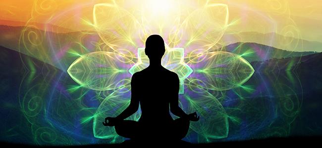 Meditating with Ayahuasca