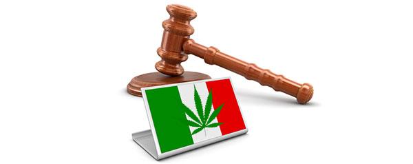 Cannabis law Italy