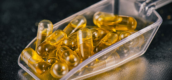 Capsules infused with shatter