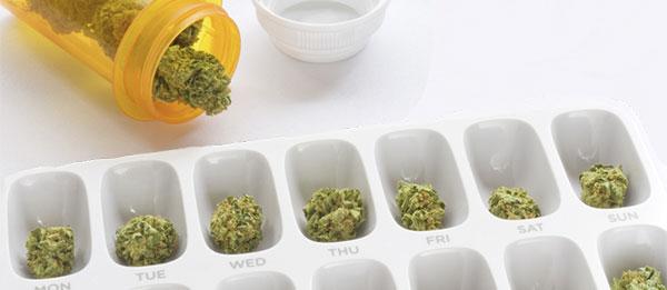 Cannabis medicine