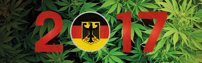 Cannabis Germany 2017