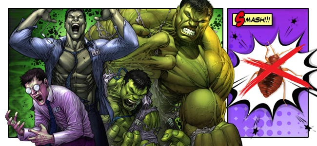 Growing Traits Of Bruce Banner