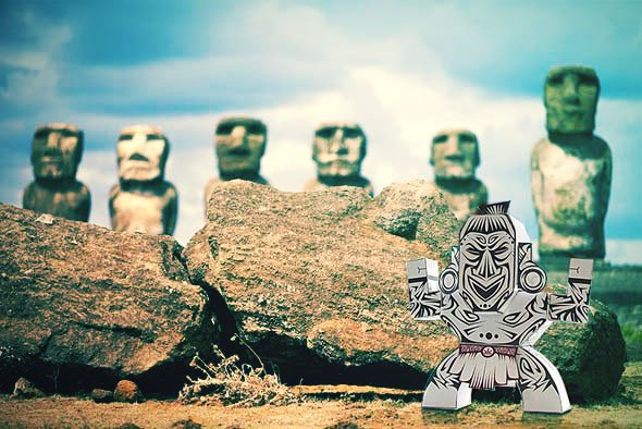Zammi @ Easter Island