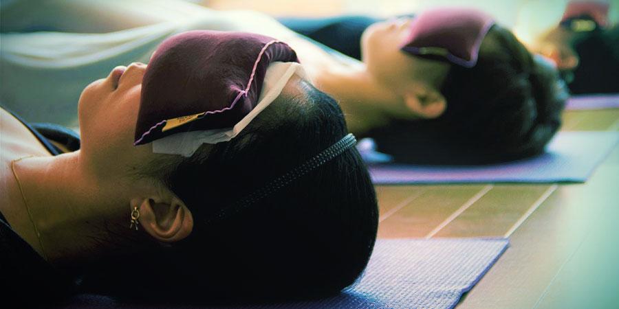 Yoga Nidra - between the realms