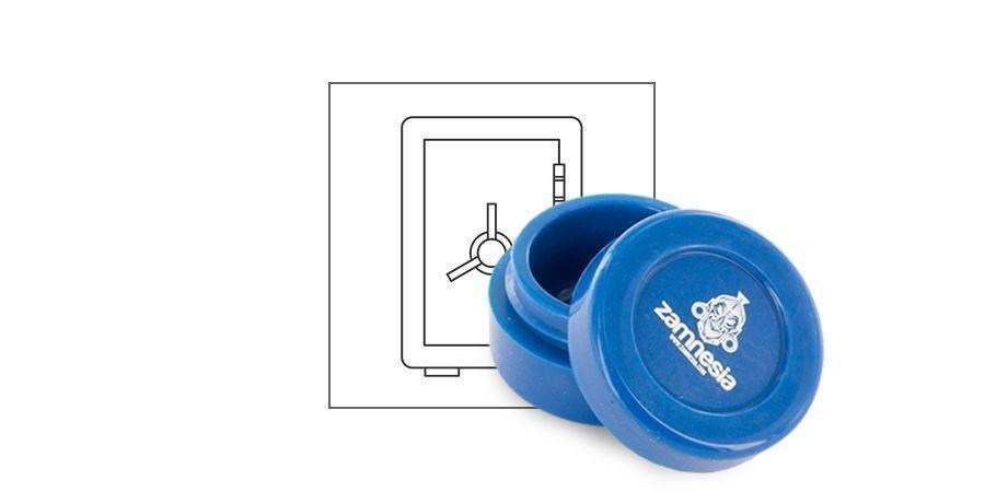 Zamnesia Silicone Oil Jar