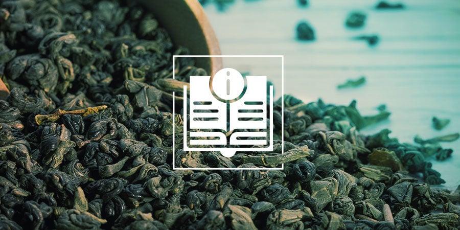 All About Gunpowder Green Tea