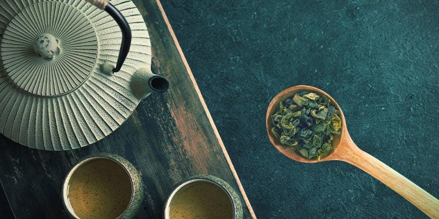 HOW TO PREPARE THE PERFECT CUP OF GUNPOWDER GREEN TEA