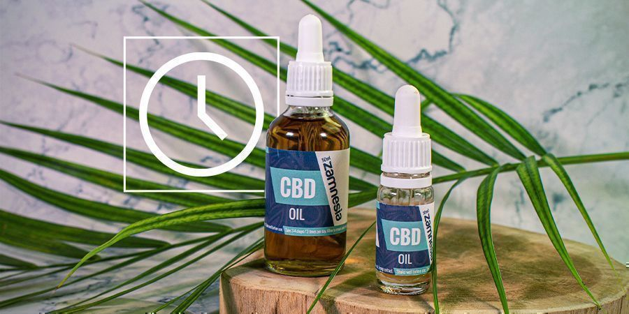 How Long Do The Effects Of CBD Last?