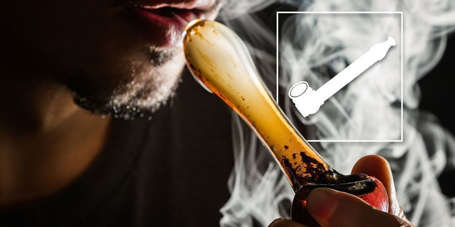 How To Smoke Cannabis From A Pipe