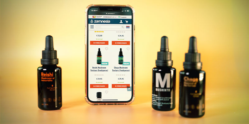 Where To Get Mushroom Tinctures