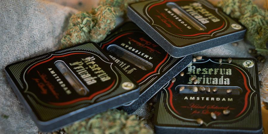 Top 3 Cannabis Strains Reserva Privada