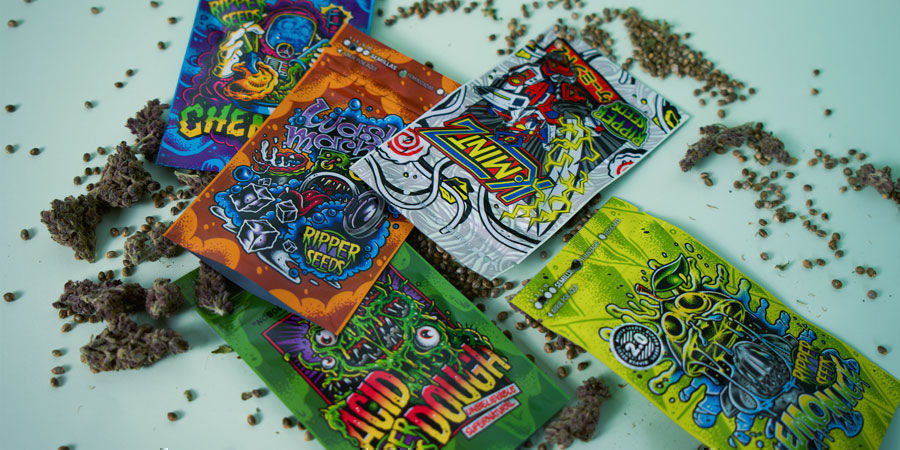 Ripper Seeds Package