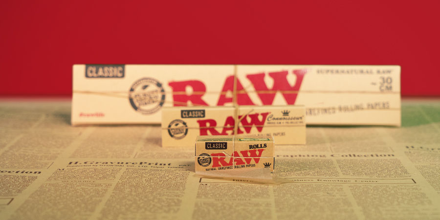 Big & Small Rolling Papers