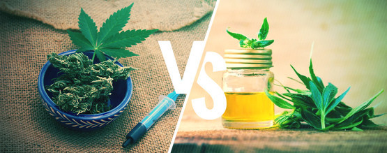 The Difference Between CBD Oil And Rick Simpson Oil
