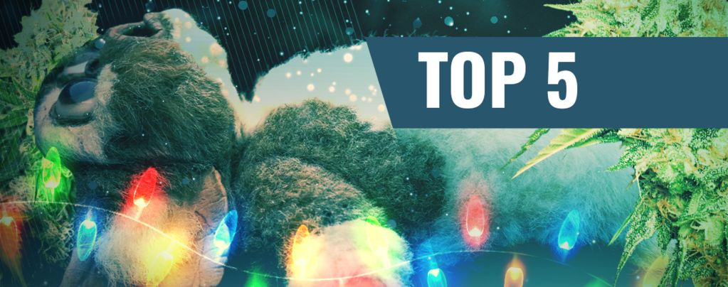 Top 5 Christmas Movies For Stoners 2020